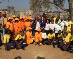 Vaalwater cleanup